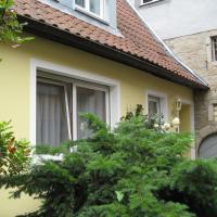 Haus Gartentraum, готель у місті Зоммергаузен