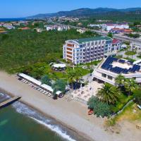 Rawda Resort Hotel Altinoluk, отель в городе Алтынолук