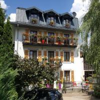 Hotel Du Clocher, hotell i Chamonix-Mont-Blanc