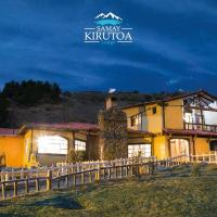 Samay Kirutoa Lodge, hotel em Quilotoa