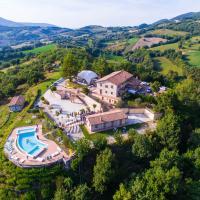 La Castellaia Resort, hotell i Fabriano