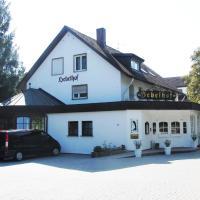 Golfhotel Hebelhof, hotel in Bad Bellingen