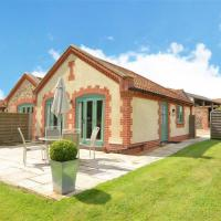 Beautiful holiday home in Larling with Garden
