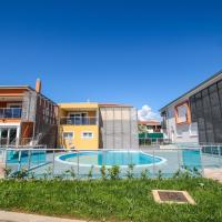 Grand Apartment in Funtana with Swimming Pool
