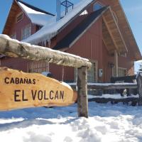Cabaña El Volcan, hotel in Malalcahuello