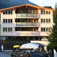 Gampeler Hof, отель в Гальтюре