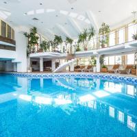 Snezhanka Hotel - Half Board, hotel in Pamporovo