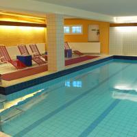 Hotel Meran Hallenbad & Sauna, hotel in Saarbrücken