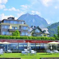Hotel Brandauers Villen Superior, Hotel in Strobl