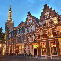 Boutique Hotel Steenhof Suites, hótel í Leiden