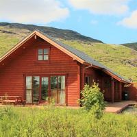 Geysir - Modern Log Cabin, hótel í Reykholti