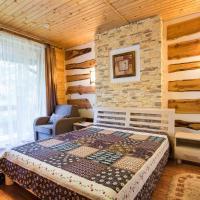 Pid Khomiakom, отель в Татарове