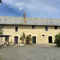 Lovely Holiday Home in Osmanville with Terrace