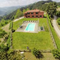 Expansive Villa in Tredozio Tuscany with Panoramic Views