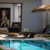 Sunvillage Malia Boutique Hotel and Suites, hotel in Malia