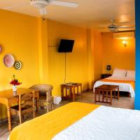 Hotel Maya Vista, отель в городе Тела