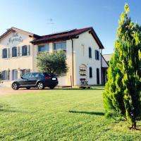 Villa Myosotis, hotell i Mirano