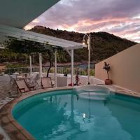 Vassilis Retreat, hotel in Asos