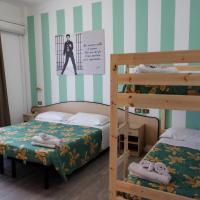 Hotel Clerice, hotel a Rimini, Bellariva