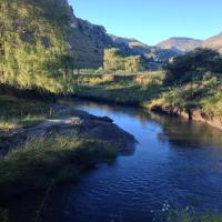 Old Mill Drift Guest Farm, hotel in Clarens