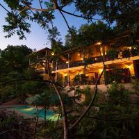 Villa Pomme D'Amour, hotel in Marigot Bay