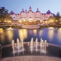 Disneyland® Hotel, hotel in Chessy
