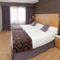 Hotel Universal, отель в городе Сантьяго-де-Компостела
