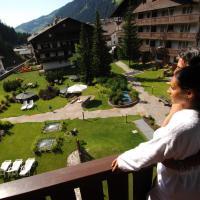 Hotel Antares, отель в Сельва-ди-Валь-Гардена
