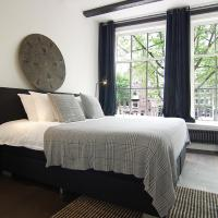 Zandberg - Canal view apartments, hotel v oblasti Negen Straatjes, Amsterdam