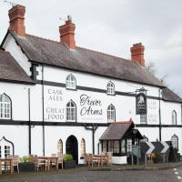 Trevor Arms, hotel in Wrexham