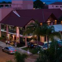 Apart Hotel Guarumba, hotel in Federación