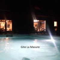 La Masure, hotel in Érezée