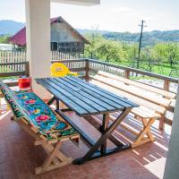 Pensiunea Drumul Voievozilor, hotel in Arefu