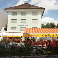 Backpackers Gasthaus Post, hotel in Willisau