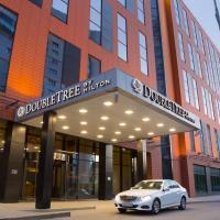 Doubletree by Hilton Новосибирск, отель в Новосибирске