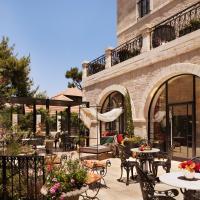 Villa Brown Jerusalem, hotel in Jerusalem