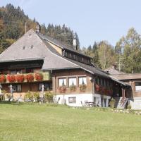 Romantisches Schwarzwaldhotel, Hotel in Todtmoos