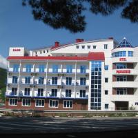 Гостиница Парадайс, отель в Ольгинке