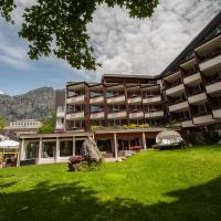 Hotel Quellenhof Leukerbad, hotel in Leukerbad