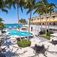 Best Western On The Bay Inn & Marina, hotell i Miami Beach