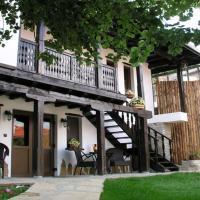 Hotel Bela Neda, hotel v destinácii Veliko Tărnovo