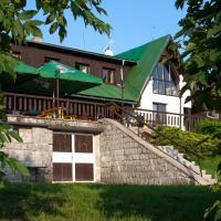 Penzion Pohlednička, отель в городе Бенецко
