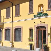 Hotel Ristorante Italia, hotel in Certosa di Pavia