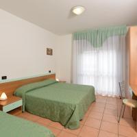 Hotel Etna, hotel v Lignanu Sabbiadoru