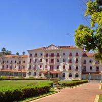 Palace Hotel - Poços de Caldas, hotel em Poços de Caldas