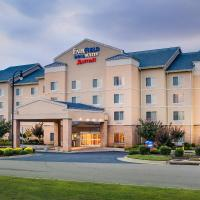 Fairfield Inn and Suites South Hill I-85, hotel in South Hill