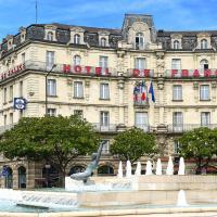Hôtel De France, hôtel à Angers