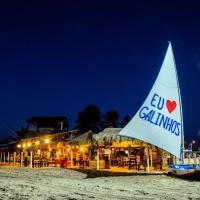 Pousada Brésil Aventure, hotel em Galinhos