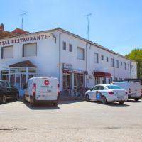 Hostal Restaurante María Victoria, hotel en La Mudarra
