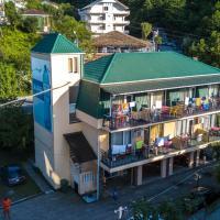 Green Hotel, hotel in Kvariati